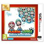 Mario en Luigi - Dream team bros (3DS)