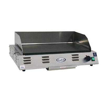Cadco Cg-20 24-12 Medium-duty Electric Buffet Countertop Griddle