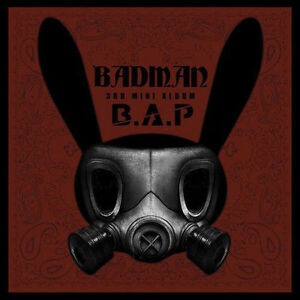 B-A-P-BAP-Badman-3rd-Mini-Album-CD-Matokki-Stencil-Photocard-K-POP-Sealed
