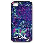 Coldplay iPhone 4 Case