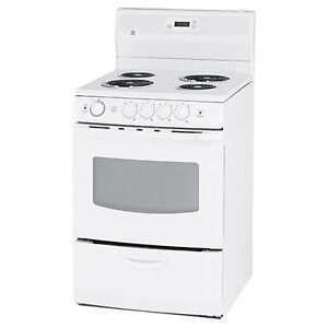BRAND NEW General Electric White Stove