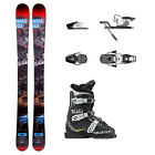 Nordica Downhill Skis with Bindings