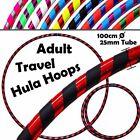 Red Hula Hoop Abdominal Exercisers