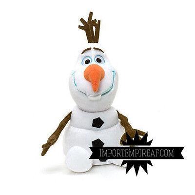 DISNEY FROZEN OLAF PELUCHE pupazzo di neve plush doll il regno di ghiaccio snow