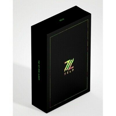 B.A.P Zelo[Distance]1st Solo Special CD+Poster/On+Book+Polaorid+etc+Gift+Trackin