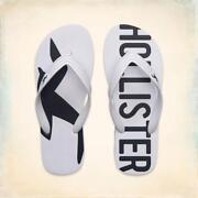 Abercrombie Flip Flops