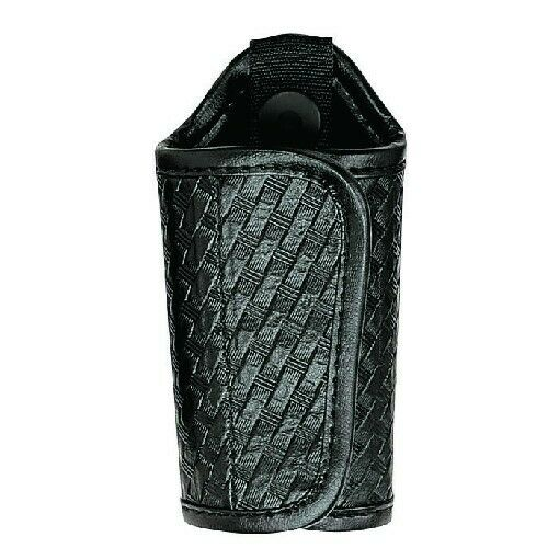 Bianchi 22119 Black 7916 Basketweave Accumold Elite Silent Key Holder