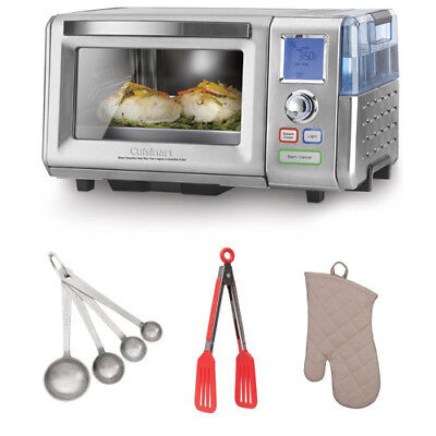 Cuisinart Cso-300 Combo Steamconvection Oven Silver Accessory Kit