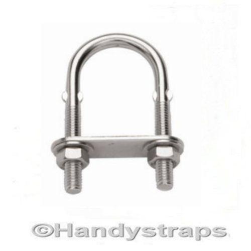 Stainless steel u bolts ebay