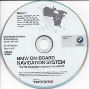DVD Navigation Map North America