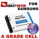 SLB-10A Batteries for Samsung Camera
