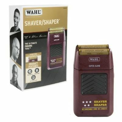 WAHL Professional 8061/5-Star Shaver / Shaper Cord / Cordless Bump Free Shaver, used for sale  Canoga Park