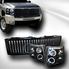 Silverado Headlight Grill