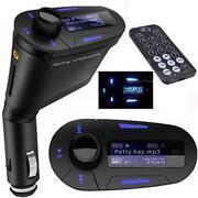 Car FM Transmitter Wireless