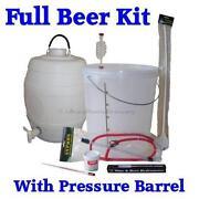 Home Brew Pressure Barrel