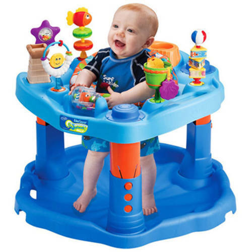 Baby Learning Walker Jumper Seat Bouncer Activity Center Gear Learn Play Toys