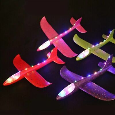 Hand Launch Throwing Glider Aircraft Foam EPP Airplane Plane Model Outdoor Toy w