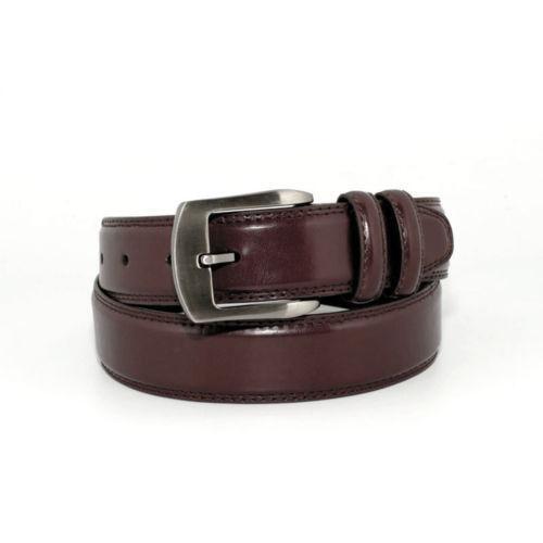 mens leather belt 46 ebay
