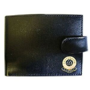 PORTSMOUTH FOOTBALL CLUB (POMPEY) LEATHER WALLET