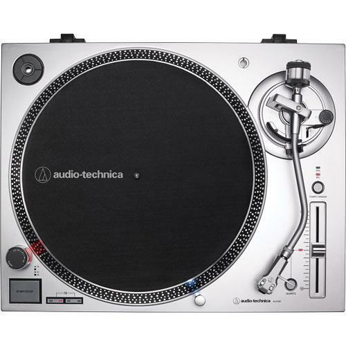 Audio-Technica ATLP120XUSBSV Direct-Drive Turntable