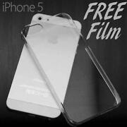 iPhone 5 Case Screen Protector