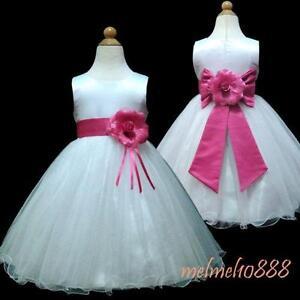 Flower Girl Dresses Ebay