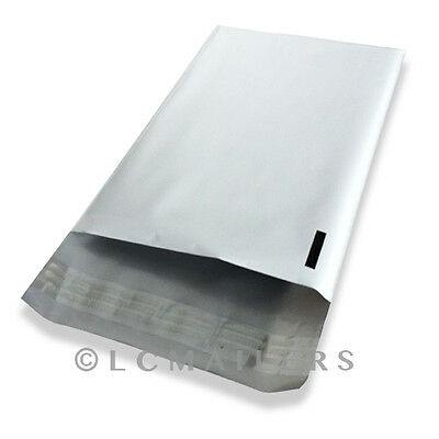100 Poly Mailers Envelopes Shipping Plastic Bags 12x16 Self Sealing Best Quality on Rummage