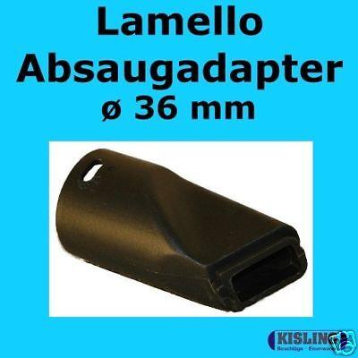Lamello Extractor Hood Classic C3 Festool Compatible 36