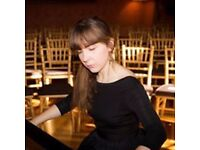 Piano Lessons for Beginners and Advanced Students