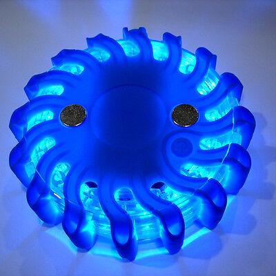 Feuerwehr  Notfall LED Flare Blaulicht  Blitzer blau