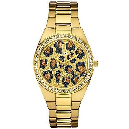 Guess watch women leopard ebay for Watches for women