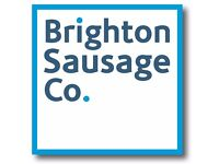 Brighton Sausage Co have full and part time positions available at their Lancing production site.