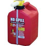 2 1/2 Gallon Gas Can