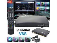 Openbox v8s skybox 12 month gift
