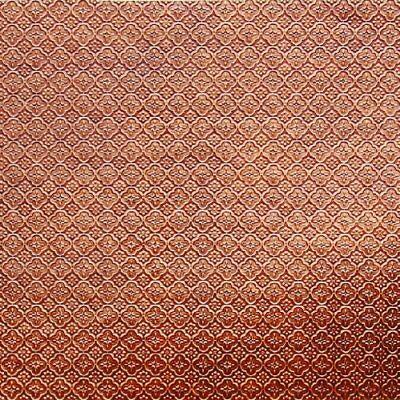 (WC20 - Faux Tin PVC Kitchen Backsplash Roll Antique Copper (Glue Up) - DIY)