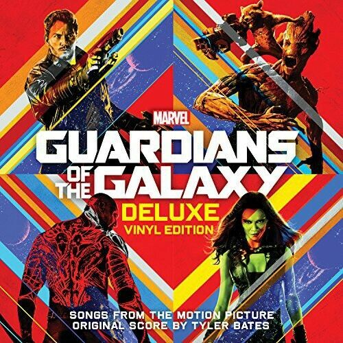 Tyler Bates - Guardians of the Galaxy (Songs From the Motion Picture) (Deluxe Ed