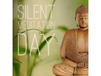 Silent Meditation Retreat Day
