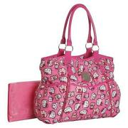 dcf4fc5ffcb1 Hello Kitty Diaper Bag