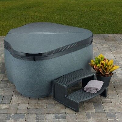 SALE ☀  2 PERSON HOT TUB -  20 JETS - PLUG n' PLAY - WATERFALL - 3 COLOR OPTIONS