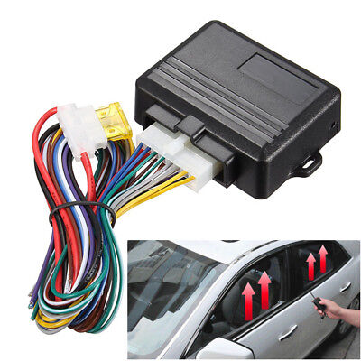 Universal 4 Doors Window Closer System Suitalbe For All Kinds Of DC 12V Cars