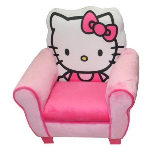Hello Kitty Chair Ebay