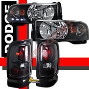 Dodge RAM Headlights Tail Lights
