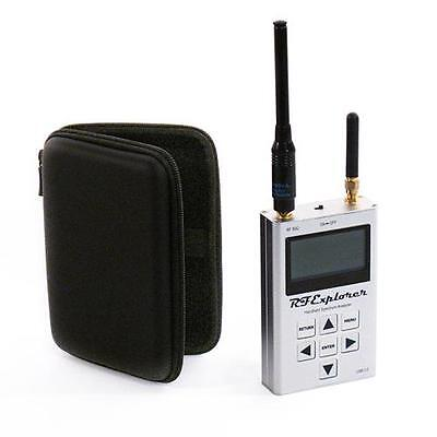Rf Signal Meter 15 Mhz To 2700 Mhz - Pocket Size Rechargeable Meter Ts420001