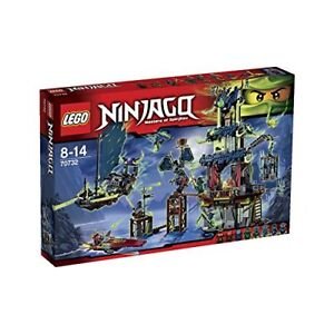 LEGO Ninjago 70732 City of Stiix - Masters of Spinjitzu(NEW)