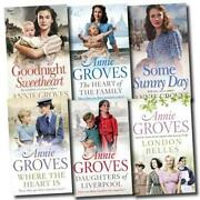 Annie Groves Books