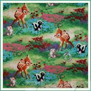 Bambi Fabric