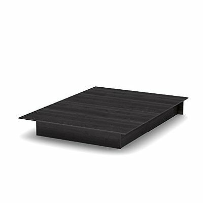 South Shore Step One Full/Queen Platform Bed with drawers, G