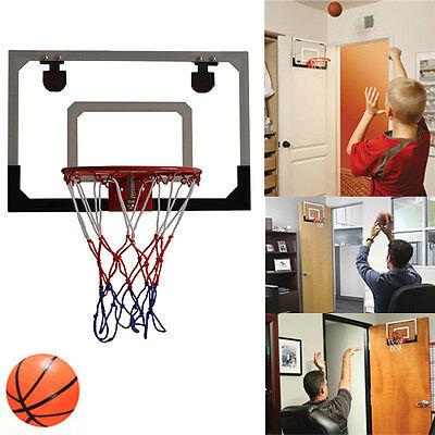 Mini Pro Basketball Indoor Hoop Door Kids Mount Sports With Ball Free Gift