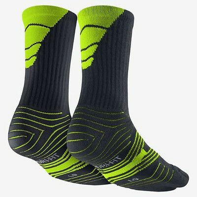 Nike Performance Cushioned Football Socks- Style SX4562-071 Sx 12-15 XL 2