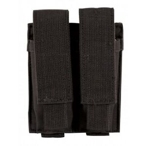 Voodoo Tactical MOLLE Double Pistol Magazine Pouch,Airsoft